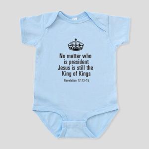 Jesus King of Kings Body Suit