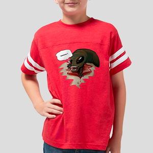 ALIENbaby Youth Football Shirt