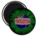 """VomitRadio 2.25"""" Magnet (100 pack)"""