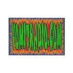 VomitRadio Rectangle Magnet (10 pack)