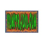 VomitRadio Rectangle Magnet