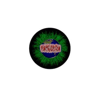 VomitRadio Mini Button (100 pack)