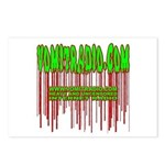 VomitRadio Postcards (Package of 8)