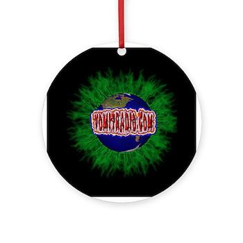 VomitRadio Ornament (Round)