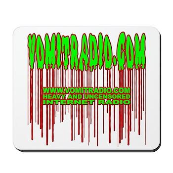VomitRadio Mousepad