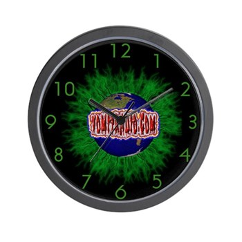 VomitRadio Wall Clock
