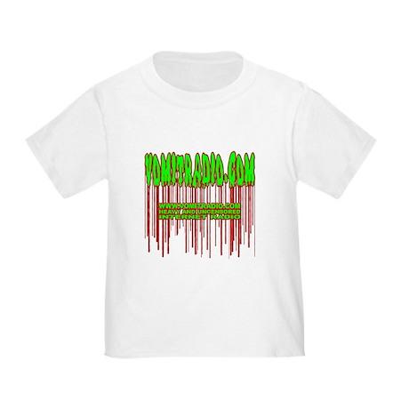 VomitRadio Toddler T-Shirt