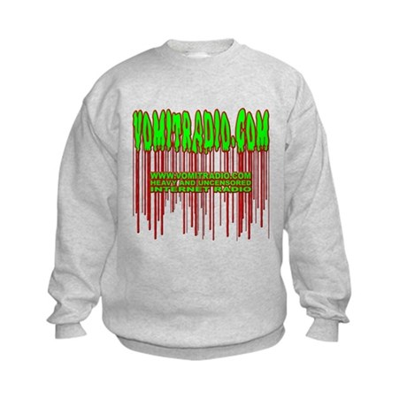 VomitRadio Kids Sweatshirt