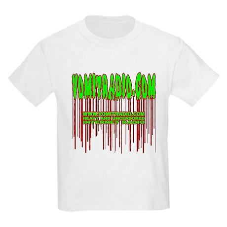 VomitRadio Kids T-Shirt