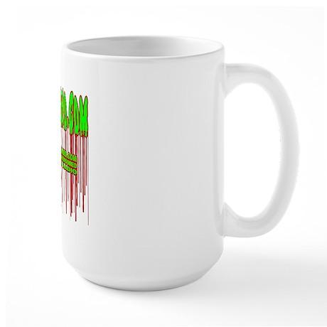 VomitRadio Large Mug