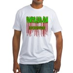 VomitRadio Fitted T-Shirt