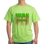 VomitRadio Green T-Shirt