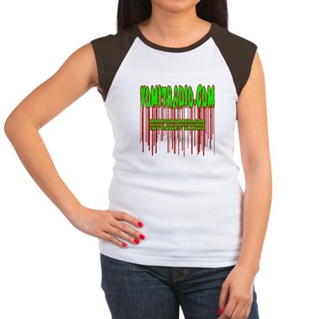 VomitRadio Women's Cap Sleeve T-Shirt