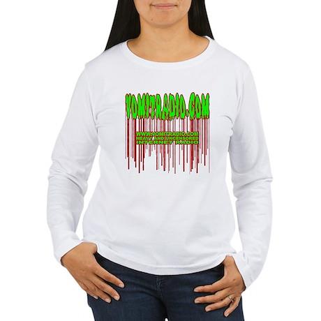 VomitRadio Women's Long Sleeve T-Shirt
