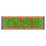 VomitRadio Bumper Sticker