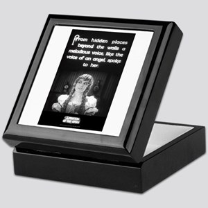 """Voice of an Angel"" Keepsake Box"