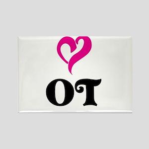 OT LOVE Magnets