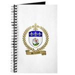 ST. COEUR Family Crest Journal