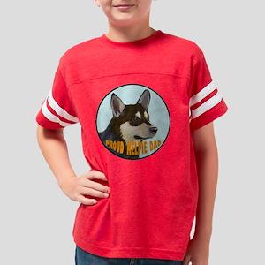 KELPIE DAD copy 2 Youth Football Shirt