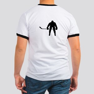 HOCKEY PLAYER Ringer T