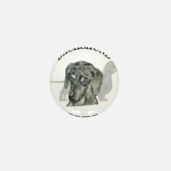 Doxie Pride Mini Button