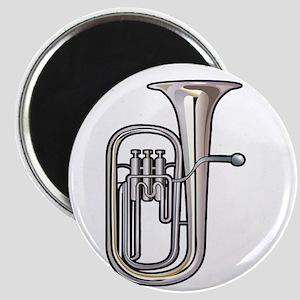 euphonium brass instrument music realistic Magnets
