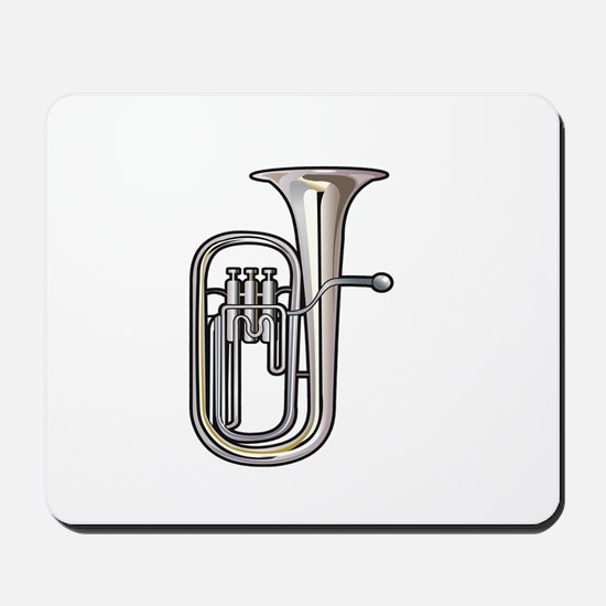 euphonium brass instrument music realistic Mousepa