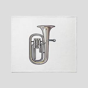 euphonium brass instrument music realistic Throw B