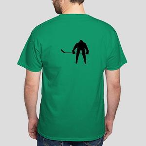 HOCKEY PLAYER Dark T-Shirt