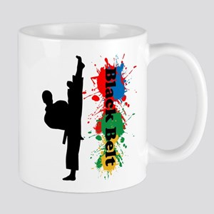 Black Belt 11 oz Ceramic Mug