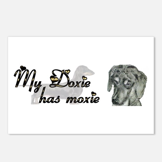 Doxie Pride Postcards (Package of 8)