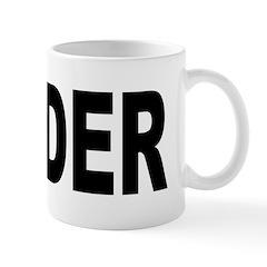 Leader Mug