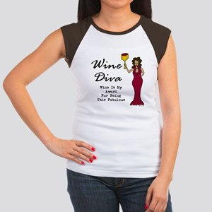 The Wine Diva - Wine Is My Award For Being Fabulou