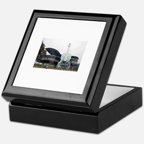 Piano with Guitar Collection Keepsake Box