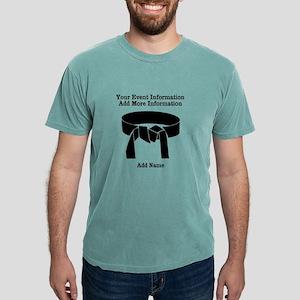 Karate Tournament Mens Comfort Colors Shirt