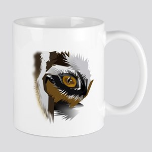 tiger eye search for love Mugs