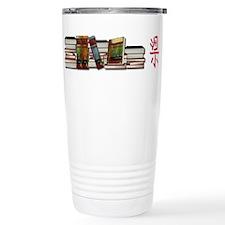 Leung Bookshelf Travel Mug
