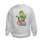 SEA TURLTES ROCK Sweatshirt