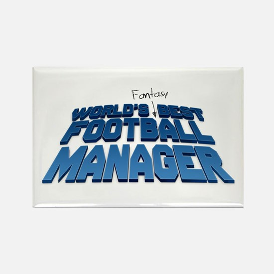 Worlds Best Fantasy Football Manager Magnets