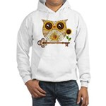 Owls Autumn Song Hoodie