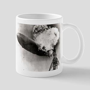 Hindenburg disaster Mugs