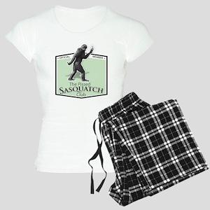 The Pissed Sasquatch Club Pajamas