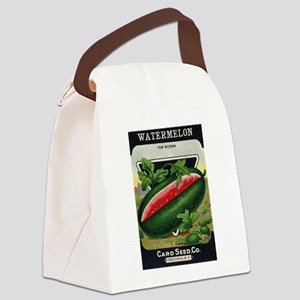 WATERMELON - Tom Watson crnc Canvas Lunch Bag