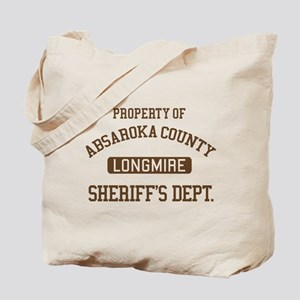 Property Of Absaroka County Tote Bag