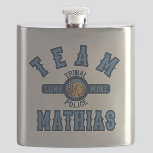 Longmire Team Mathias Flask