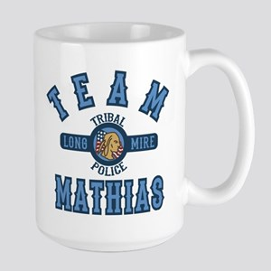Longmire Team Mathias Mugs