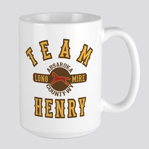Longmire Team Henry Mugs