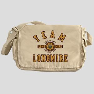 Team Longmire Messenger Bag