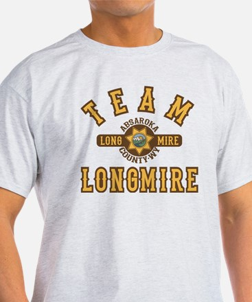 Team Longmire T-Shirt