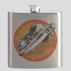 Road Hugger Motorcycle Flask